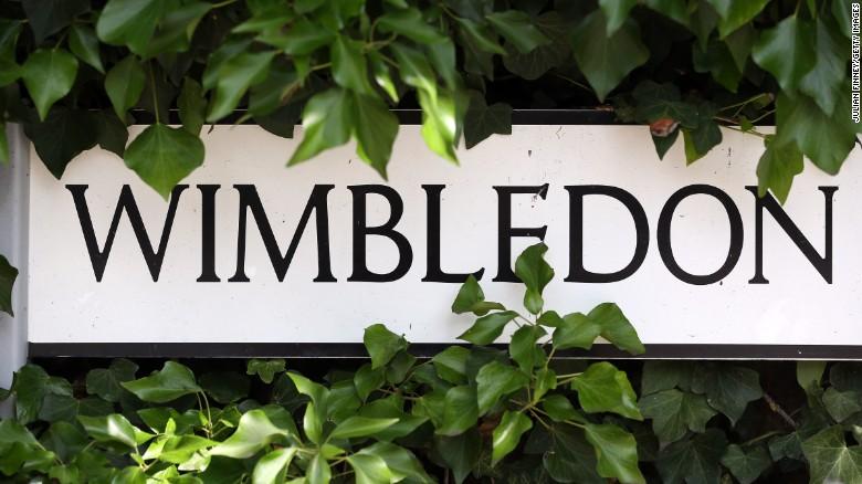 О традициях Уимблдона