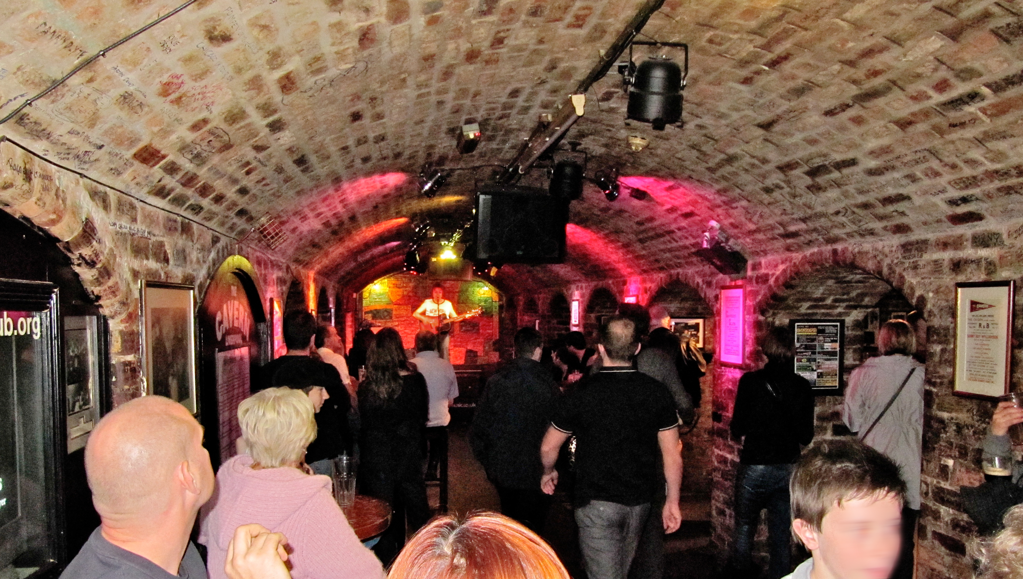 The_Cavern_of_the_Cavern_Club_(clip),_2009