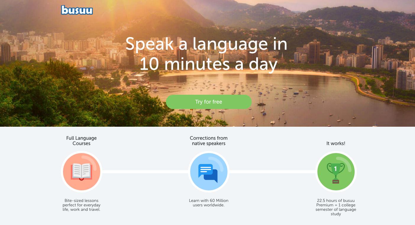 Где взять носителя языка для практики