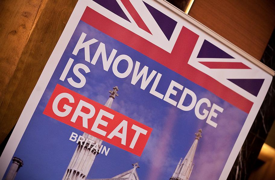 Высшее образование в Великобритании и анкета на сайте знакомств.