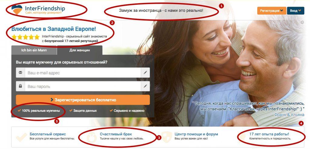 с сайт европа знакомств иностранцами