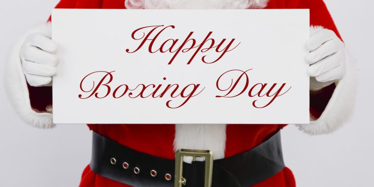 Read more about the article С Рождеством понятно. А что такое Boxing Day?