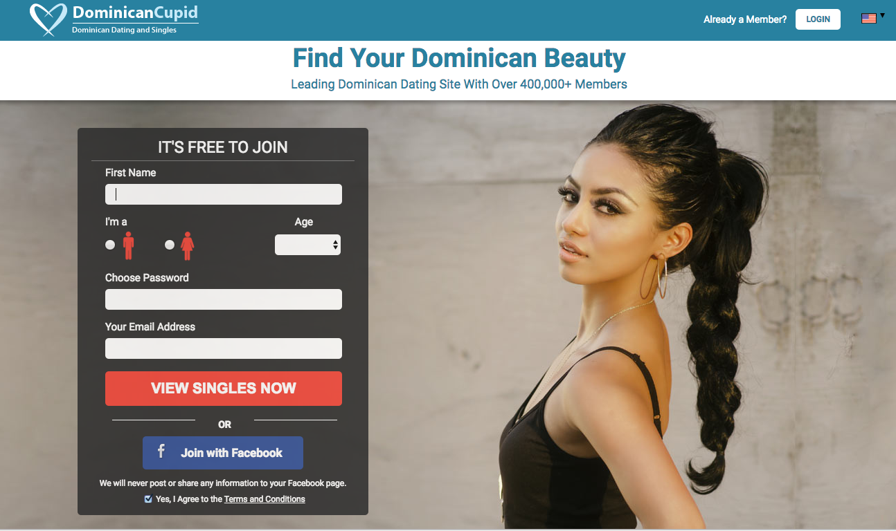 dominican cupid dating This dominican cupid review wouldn't be perfect without revealing the imperfections of this dating site let's have a look at the cons: cons of dominicancupid.