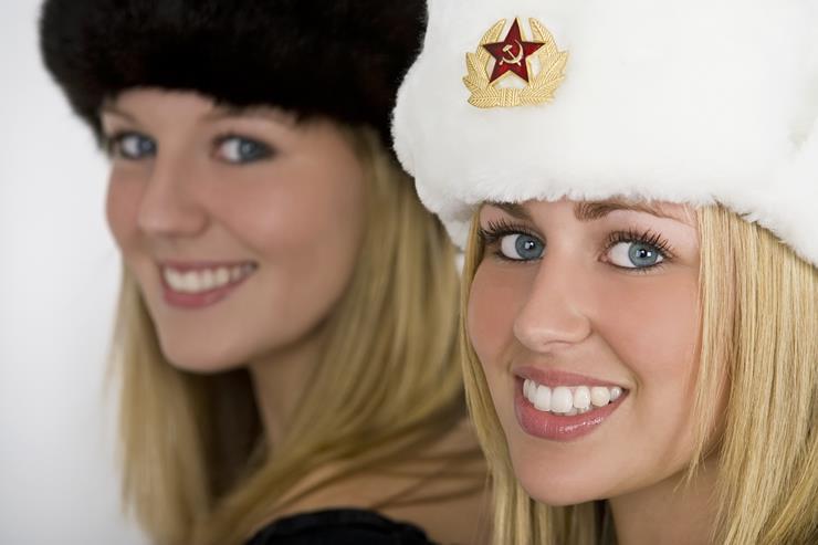 Россиянки vs иностранки.