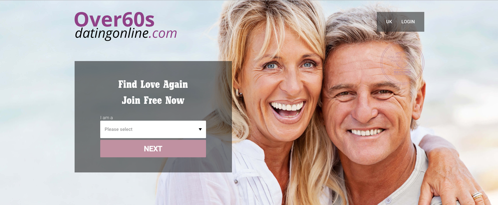 Замуж за иностранца. Сайты знакомств 50+, 60+
